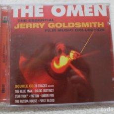 CDs de Música: BSO CD THE OMEN LA PREOFECIA THE ESSENTIAL JERRY GOLDSMITH. Lote 232674175