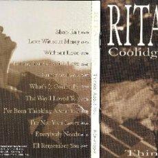 CDs de Música: RITA COOLIDGE - THINKIN' ABOUT YOU. Lote 232685046
