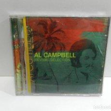 CDs de Música: DISCO CD. AL CAMPBELL – REVIVAL SELECTION. COMPACT DISC.. Lote 232690280