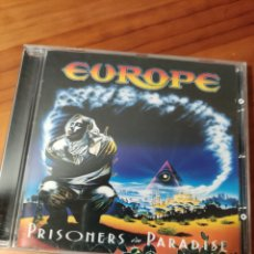 CDs de Música: CD EUROPE. PRISONERS UN PARADISE. Lote 232711460