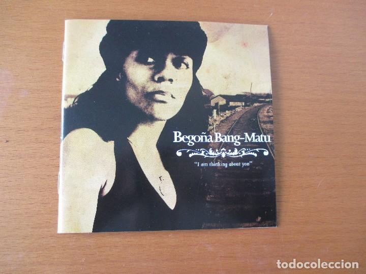 BEGOÑA BANG-MATU I AM THINKING ABOUT YOU BRIXTON RECORDS 2005 (Música - CD's Reggae)