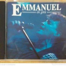 CDs de Música: EMMANUEL (EN GIRA) CD 1993. Lote 232744025
