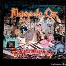 CDs de Música: CD DOBLE MAGO DE OZ / FOLKTERGEIST. Lote 232773430