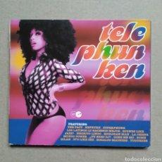 CDs de Música: CD TELEPHUNKEN. Lote 232779695
