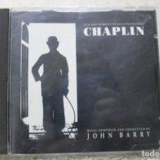 CDs de Música: BSO CD CHAPLIN JOHN BARRY. Lote 232861175