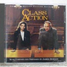CDs de Música: BSO CD CLASS ACTION JAMES HORNER. Lote 232863465