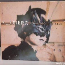 CD de Música: CD MUSICA ENIGMA THE SCREEN BEHIND THE MIRROR. Lote 232883700