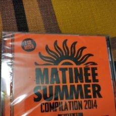 CDs de Música: MATINEE SUMMER 2014, NUEVO.. Lote 232904310