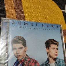 CDs de Música: GEMELIERS, MIL Y UNA NOCHES,NUEVO.. Lote 232905725