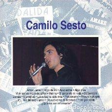 CDs de Música: CAMILO SESTO - 18 GRANDES EXITOS - CD 1993 - ULTRA RARO - ESPECIAL COLECCIONISTAS. Lote 232576971