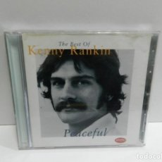 CDs de Música: DISCO CD. KENNY RANKIN ‎– PEACEFUL: THE BEST OF KENNY RANKIN. COMPACT DISC.. Lote 232946820