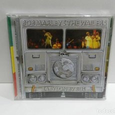 CDs de Música: DISCO CD. BOB MARLEY & THE WAILERS ‎– BABYLON BY BUS. COMPACT DISC.. Lote 232948715