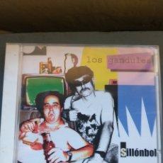 CDs de Música: LOS GANDULES CD PRECINTADO. Lote 232948795
