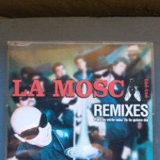 CDs de Música: LA MOSCA CD SINGLE REMIXES. Lote 232951615