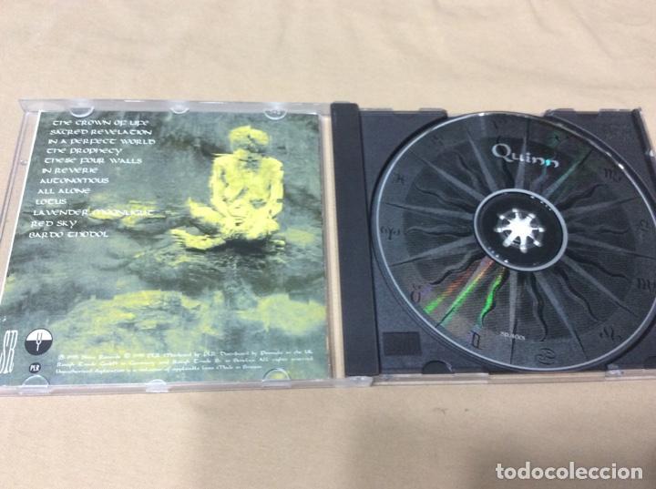 CDs de Música: QUINN. 1995. NEW AGE. - Foto 3 - 233043475