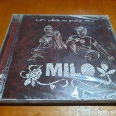 CDs de Música: MILO. COLAITO ME QUEDAO. CD PRECINTADO. SIN ABRIR.. Lote 233046495
