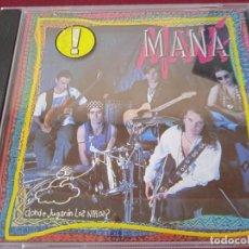 CDs de Música: MANÁ. Lote 233089845