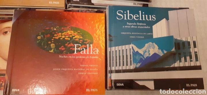 CDs de Música: Coleccion Completa de 50 Cd,s más libro de música Clasica, - Foto 4 - 233164320