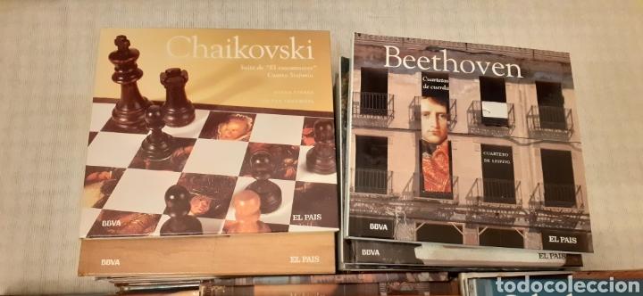 CDs de Música: Coleccion Completa de 50 Cd,s más libro de música Clasica, - Foto 5 - 233164320
