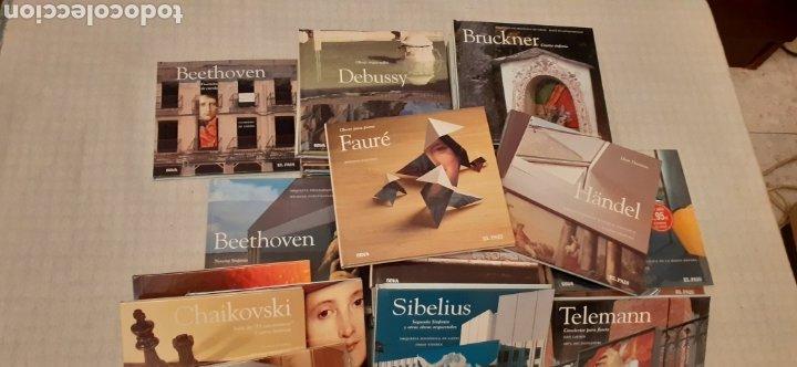 CDs de Música: Coleccion Completa de 50 Cd,s más libro de música Clasica, - Foto 8 - 233164320
