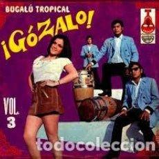 CDs de Música: ¡GÓZALO! - BUGALÚ TROPICAL VOL.3. Lote 233245210