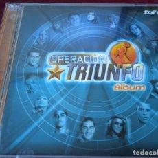 CDs de Música: OPERACIÓN TRIUNFO. Lote 233266575