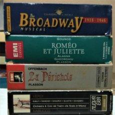 CDs de Música: OPERA (5 OPERAS COMPLETAS) - LOTE 11. Lote 233351985