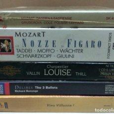 CDs de Música: OPERA (5 OPERAS COMPLETAS) - LOTE 16. Lote 233352865