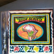 CDs de Música: AGUA BENDITA CD. Lote 233364425