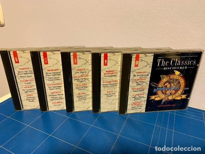 CDs de Música: The Classics Discovered - Foto 3 - 233385680