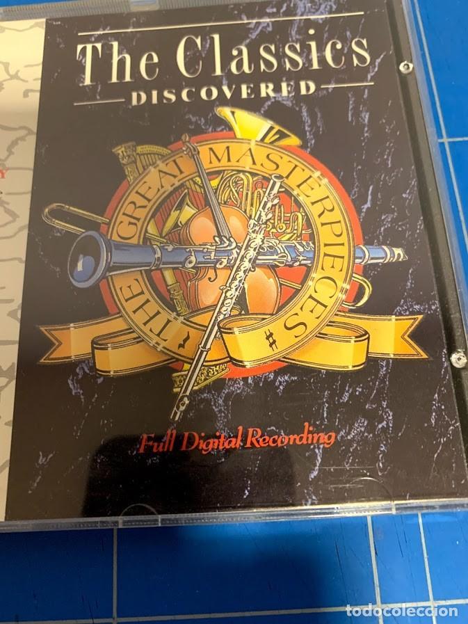 CDs de Música: The Classics Discovered - Foto 4 - 233385680