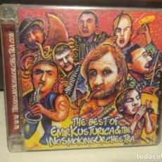 CDs de Música: CD THE BEST OF EMIR KUSTURICA & THE NOSMOKING ORCHESTRA. Lote 233388055
