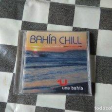 CDs de Música: BAHIA CHILL - UNA BAHIA (JEREZ-FLAMENCO). Lote 233414930