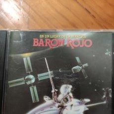 CDs de Música: CD BARÓN ROJO. EN UN LUGAR DE LA MANCHA. Lote 233432370