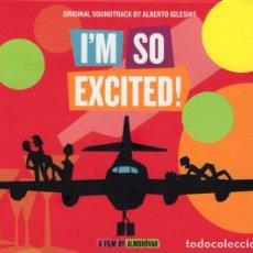 CDs de Música: I'M SO EXCITED - ALBERTO IGLESIAS. Lote 233444190