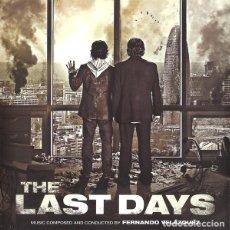 CDs de Música: FERNANDO VELÁZQUEZ - THE LAST DAYS. Lote 261934205