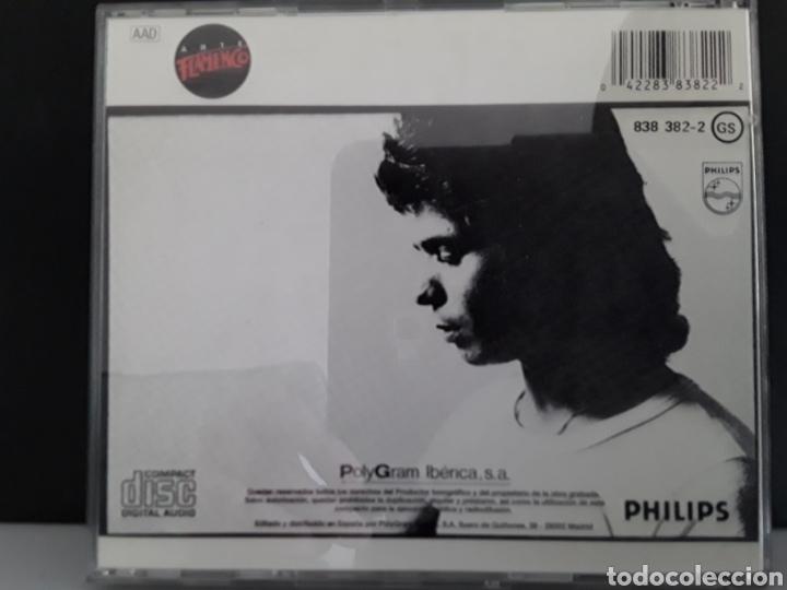 CDs de Música: CD MUSICA CAMARON DE LA ISLA - CASTILLO DE ARENA- CON PACO DE LUCIA - Foto 3 - 233463780