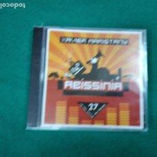 CDs de Música: XAVIER MARISTANY. ABISSINIA. CD TALLER DE MUSICS.PRECINTADO.. Lote 233487645