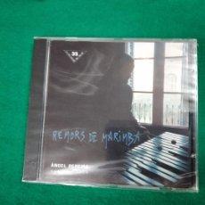 CDs de Música: ANGEL PEREIRA. MARIMBA SOLO. REMORS DE MARIMBA. TALLER DE MUSICS 2004. CD.PRECINTADO.. Lote 233510240
