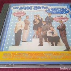 CDs de Música: LOS AÑOS 80 POR.... Lote 233642110