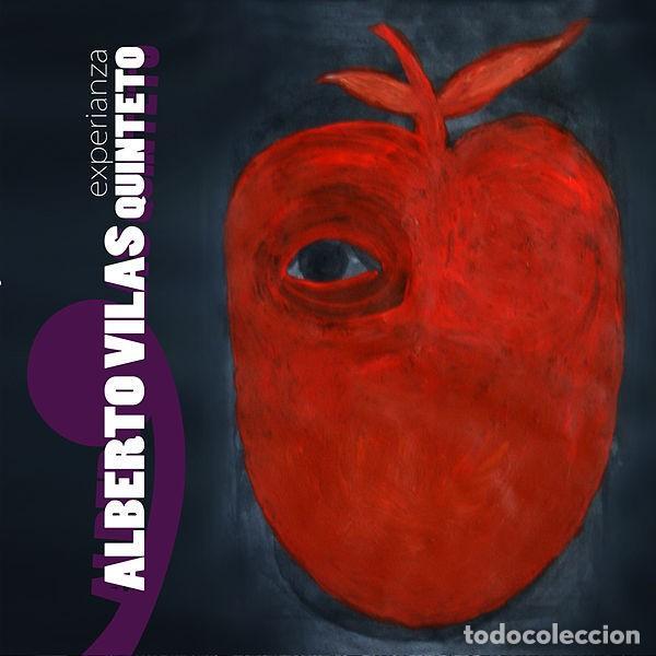 ALBERTO VILAS QUINTETO - EXPERIANZA (Música - CD's Jazz, Blues, Soul y Gospel)