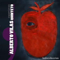 CDs de Música: ALBERTO VILAS QUINTETO - EXPERIANZA. Lote 207082067