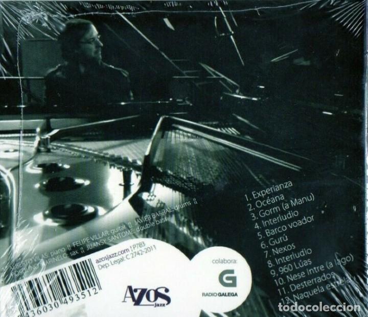 CDs de Música: ALBERTO VILAS QUINTETO - Experianza - Foto 2 - 207082067