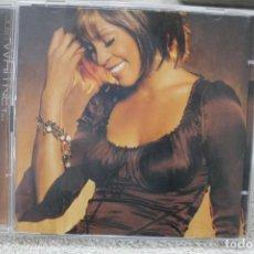 CDs de Música: JUST WHITNEY CD+DVD. Lote 233842705