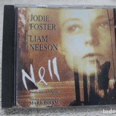 CDs de Música: BSO CD NELL MARK ISHAM. Lote 233847830