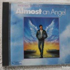 CDs de Música: BSO CD ALMOST AN ANGEL CASI UN ANGEL MAURICE JARRE. Lote 233847930