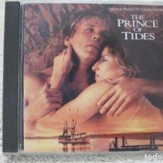 CDs de Música: BSO CD THE PRINCE OF TIDES EL PRINCIPE DE LAS MAREAS JAMES NEWTON HOWARD. Lote 233848620