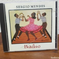 CDs de Música: CD SERGIO MENDES BRASILEIRO. Lote 233852235