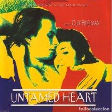 CDs de Música: UNTAMED HEART / CLIFF EIDELMAN CD BSO. Lote 233864940