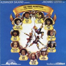 CDs de Música: THE THREE MUSKETEERS / MICHAEL LEGRAND CD BSO. Lote 233875185